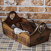 Для дома и интерьера handmade. Livemaster - original item Bread-plate country