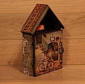 Для дома и интерьера handmade. Livemaster - original item The housekeeper is