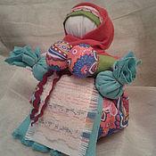 Куклы и игрушки ручной работы. Ярмарка Мастеров - ручная работа Кубышка-Травница с можжевельником. Handmade.