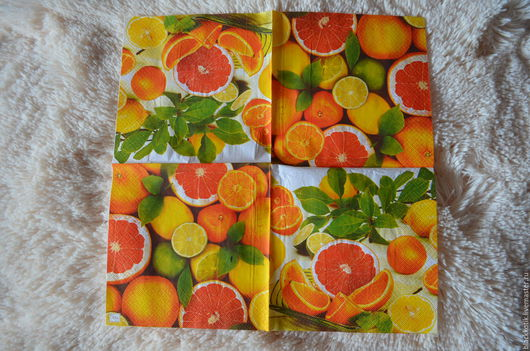 №1 Апельсины