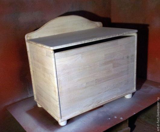 Столярка. Ящик из дерева для любых нужд