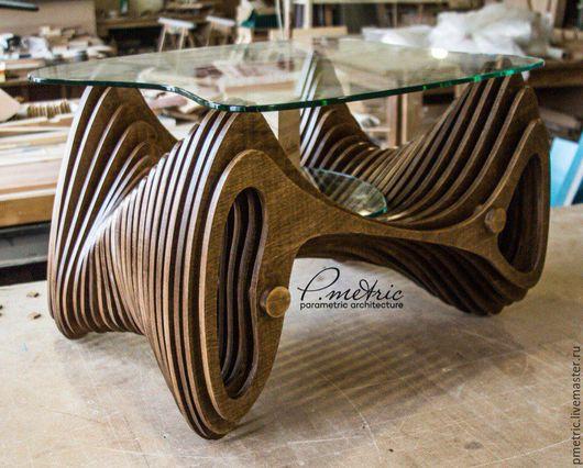 """Мебель ручной работы. Ярмарка Мастеров - ручная работа. Купить параметрический столик """"паук"""". Handmade. Параметрический"""