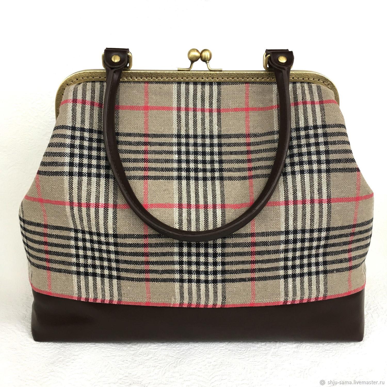 43b359a8835a Женские сумки ручной работы. Ярмарка Мастеров - ручная работа. Купить  Саквояж