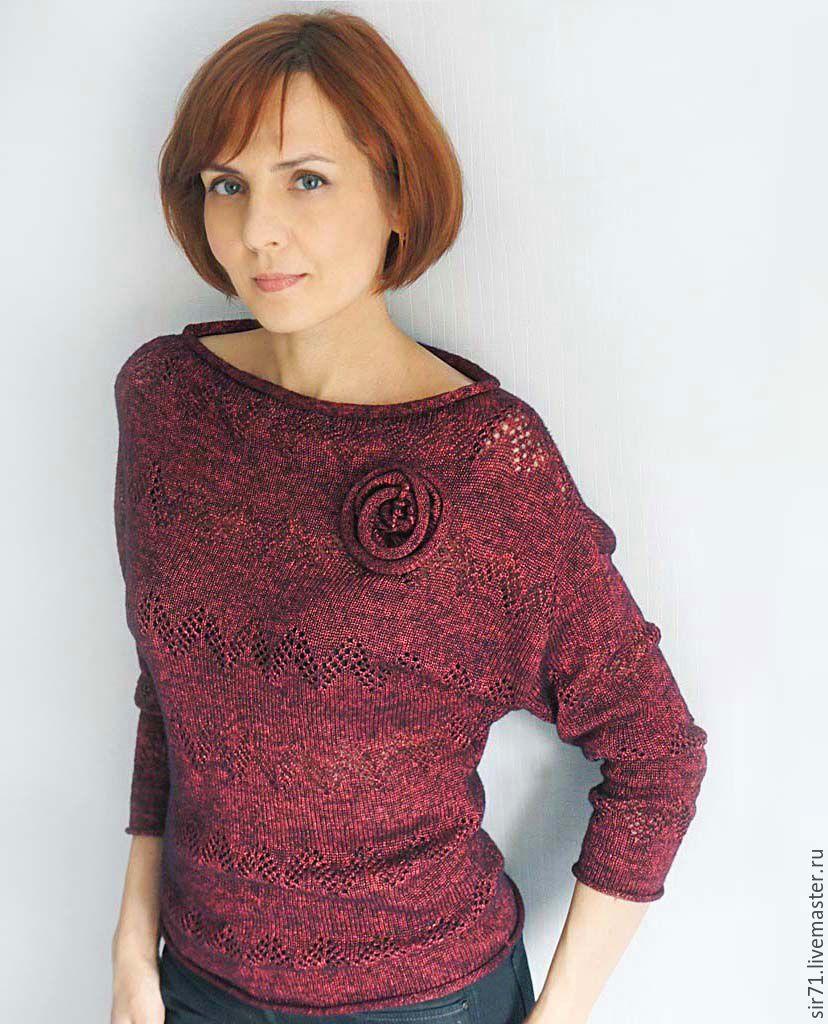 Кофты пуловеры свитера доставка