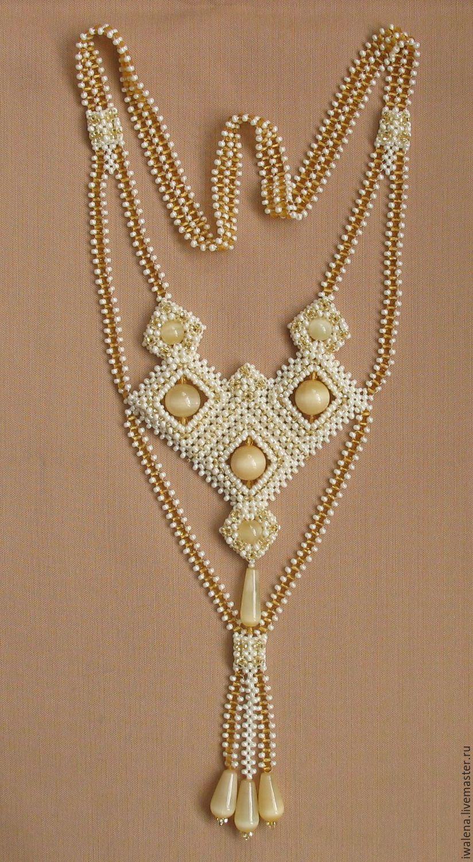Gaitan Golden, Necklace, St. Petersburg,  Фото №1