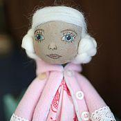 Куклы и игрушки ручной работы. Ярмарка Мастеров - ручная работа Нежная малышка для маленькой принцессы. Handmade.