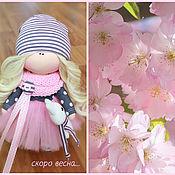 Куклы и игрушки ручной работы. Ярмарка Мастеров - ручная работа Куколка Весна. Handmade.