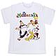 """Одежда унисекс ручной работы. Ярмарка Мастеров - ручная работа. Купить Детская именная футболка с принтом """"Малыш и Карлсон"""". Handmade."""
