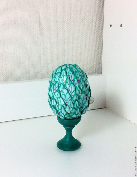 Подарки на Пасху ручной работы. Ярмарка Мастеров - ручная работа. Купить Яйцо пасхальное. Handmade. Пасхальное яйцо, интересный подарок