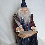 Куклы и игрушки ручной работы. Ярмарка Мастеров - ручная работа Сказки старого волшебника. Handmade.