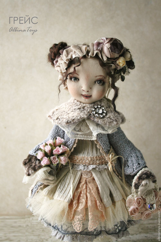 Куклы альбины шароновой выкройка