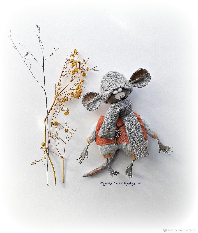 Мышонок Пиксель, Куклы и пупсы, Владивосток,  Фото №1
