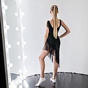 Платья ручной работы. Ярмарка Мастеров - ручная работа Тренировочное платье для Латины. Vasileva DANCE. Handmade.