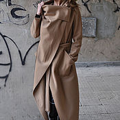 Одежда handmade. Livemaster - original item Cashmere women coat, Winter coat, CT0010CA. Handmade.