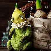 Куклы и игрушки handmade. Livemaster - original item Flower chive - Di.. Handmade.