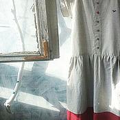 """Одежда ручной работы. Ярмарка Мастеров - ручная работа платье """"малиновая веточка"""". Handmade."""