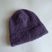 Аксессуары handmade. Livemaster - original item Knitted hat Alpaca