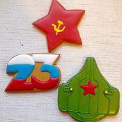 Сувениры и подарки ручной работы. Ярмарка Мастеров - ручная работа День защитника отечества. Handmade.