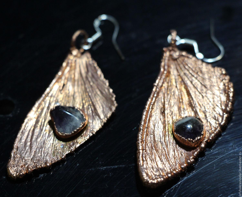 Wings 2 Earrings, Earrings, Krasnodar,  Фото №1