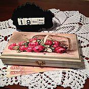 Для дома и интерьера handmade. Livemaster - original item copernica, box money