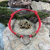 Зоотовары handmade. Livemaster - original item Lace for the addressee with GOLDEN runes. Handmade.