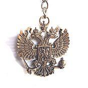 Аксессуары handmade. Livemaster - original item key FOB emblem of the Russian Federation. Handmade.