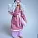 """Куклы и игрушки ручной работы. Заказать Набор для изготовления """"Ангела снов"""". Лоскутки от Ольги (olgaoleinik48). Ярмарка Мастеров. Ангел"""