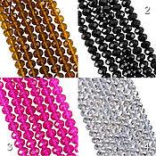 Материалы для творчества handmade. Livemaster - original item Crystal beads. Handmade.