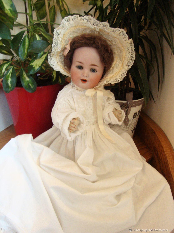 Винтаж:  Прелестный  ребенок Scheutzmeister&Quendt201 Ch, Винтажные куклы, Ексетер,  Фото №1