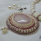 Набор украшений Pink lace