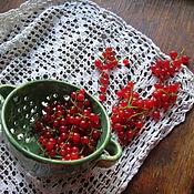Посуда ручной работы. Ярмарка Мастеров - ручная работа Berry Bowl Лесные сказки. Handmade.
