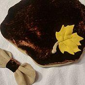 Одежда ручной работы. Ярмарка Мастеров - ручная работа Берет гриб Боровик Масленок Груздь Подберезовик. Handmade.