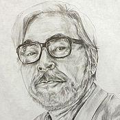 Портрет Миядзаки Хаяо