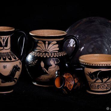 Посуда ручной работы. Ярмарка Мастеров - ручная работа Античная керамика. Handmade.
