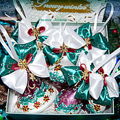 Сувениры и подарки handmade. Livemaster - original item Christmas decorations: