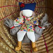 Куклы и игрушки ручной работы. Ярмарка Мастеров - ручная работа Хлебный человек. Handmade.