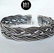 "Украшения handmade. Livemaster - original item Bracelet ""INGA"" sterling silver 925. Handmade."