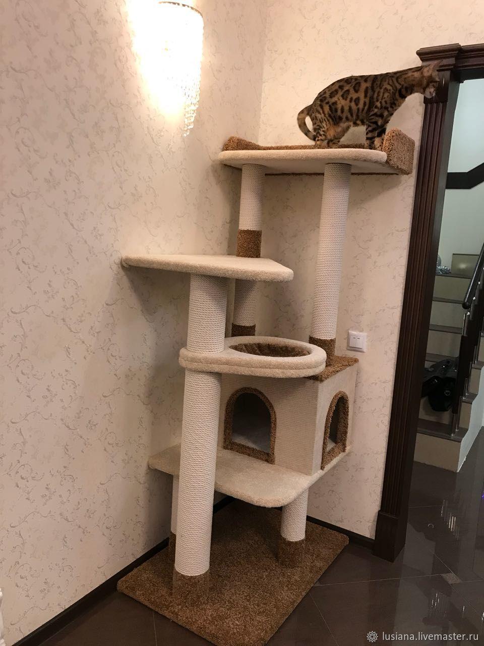 игровой комплекс для кошек своими руками фото бокэ зависит