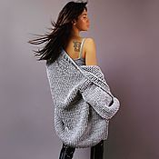 Одежда handmade. Livemaster - original item Knitted cardigan - knitted cardigans knitting. Handmade.