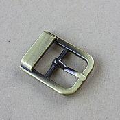 Фурнитура для сумок ручной работы. Ярмарка Мастеров - ручная работа Пряжка металлическая. (513) 25 мм. Фурнитура для сумок. Handmade.