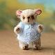 Мишки Тедди ручной работы. Медвежонок Тимоша. Ольга 'Сказка рядом'. Ярмарка Мастеров. Медвежонок, мех для миниатюры