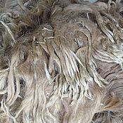 Материалы для творчества handmade. Livemaster - original item Alpaca Suri #1287. Handmade.