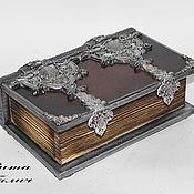 Для дома и интерьера handmade. Livemaster - original item Folio Dust of ages. Handmade.