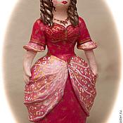 """Для дома и интерьера ручной работы. Ярмарка Мастеров - ручная работа """"Принцесса"""" - Керамическая игрушка,. Handmade."""