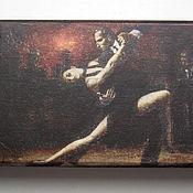 """Подарки к праздникам ручной работы. Ярмарка Мастеров - ручная работа Купюрница """"Танго"""". Handmade."""