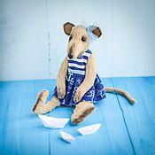 Куклы и игрушки ручной работы. Ярмарка Мастеров - ручная работа Крыска Апрелька. Handmade.