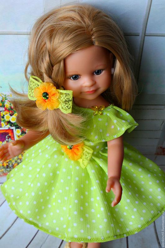 Одежда для кукол ручной работы. Ярмарка Мастеров - ручная работа. Купить Платья для Паолочек. Handmade. Ярко-красный, дисней, паола