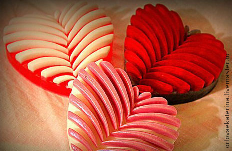 Другие виды рукоделия ручной работы. Ярмарка Мастеров - ручная работа. Купить силиконовая форма сердце. Handmade. Розовый