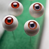 Материалы для творчества ручной работы. Ярмарка Мастеров - ручная работа Глаза 8-12 мм. Handmade.