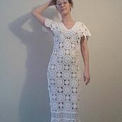 """Одежда ручной работы. Ярмарка Мастеров - ручная работа платье """"Белоснежность"""". Handmade."""